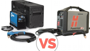 2020 Miller Spectrum 625 VS Hypertherm Powermax 45 Comparison