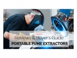 Portable Welding Fume Extractor & Exhaust: Buyers Guide for the 9 Best 2021