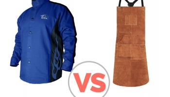Welding Jacket VS Apron – 2020 Comparison