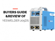 Yeswelder 205DS Review Buyers Guide 2021