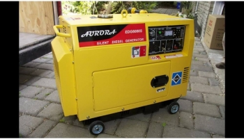 3 Best Portable Diesel Generators [Buyers Guide 2020]